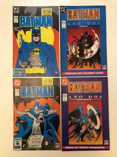 Batman: Año Dos. Completa! En Español.