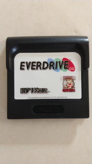 Everdrive Game Gear Original Krikzz Sem Cartão