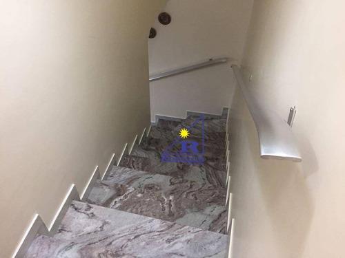 Sobrado Residencial À Venda, Vila Califórnia, São Paulo. - So0937