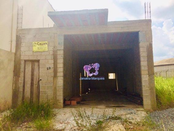 Salão Á Venda, Jardim Bela Vista, Araçariguama/sp. - Sl0003