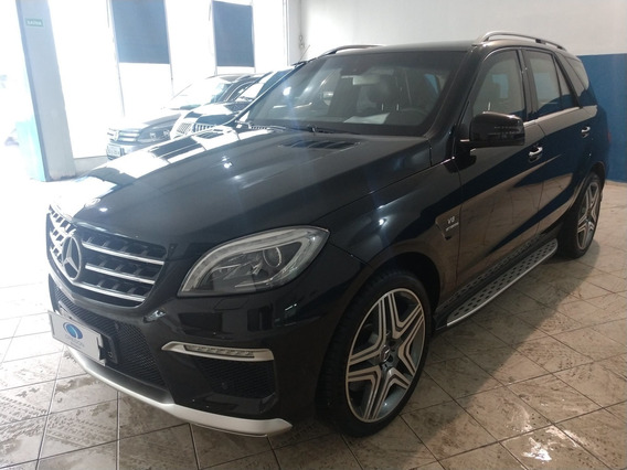 Mercedes-benz Ml 63 Amg 5.5 V8 32v Biturbo Gasolina 4p