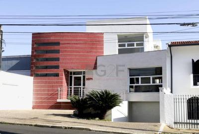 Prédio Comercial Para Locação, Vila Itapura, Campinas. - Pr0087
