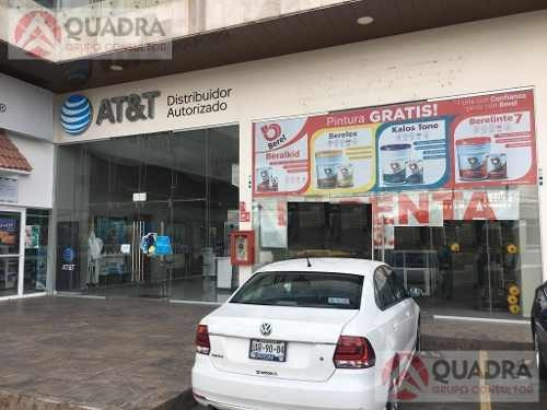 Local En Renta Lateral Vía Atlixcayotl Lomas De Angelopolis San Andres Cholula Puebla