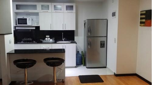 Apartamento Amoblado En Ciudad Del Rio (poblado)