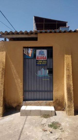 Casa Com 2 Dormitórios Para Alugar, 40 M² Por R$ 620/mês - Parque Dos Pinheiros - Hortolândia/sp - Ca0517