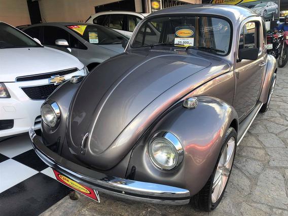 Volkswagen Fusca 1.6 8v Gasolina 2p Manual
