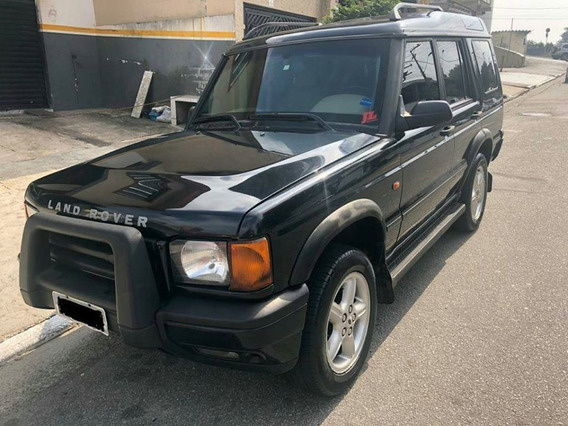 Land Rover Discovery 2 Ano 2001