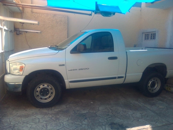 Dodge Ram 2500 2007 5.7 Pickup Slt Aa 4x4 At