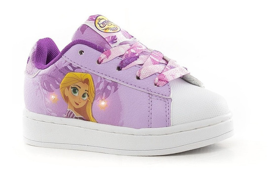 Zapatillas Addnice Rapunzel ¡¡con Luz!! ¡¡envío Gratis!!