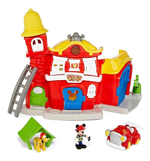 Estación Bomberos Mickey Mouse Clubhouse Disney Collection