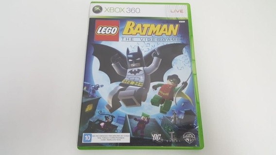 Lego Batman The Videogame - Xbox 360 - Original