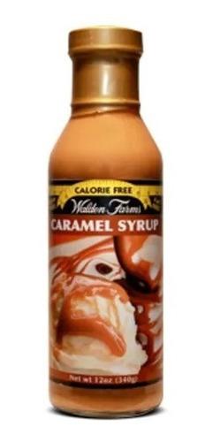 Syrup Saludable De Caramelo Walden Fa - kg a $35000