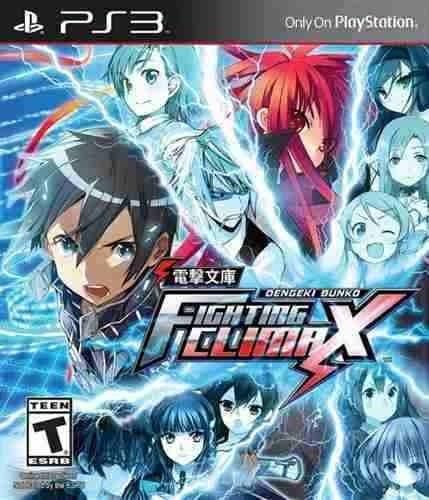 Dengeki Bunko Fighting Climax - Jogos Ps3