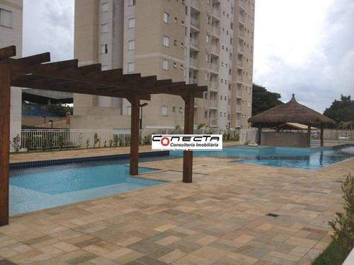 Imagem 1 de 5 de Apartamento Residencial À Venda, Vila Nova, Campinas - Ap0040. - Ap0040