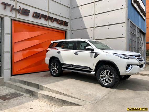 Toyota Fortuner Vrx