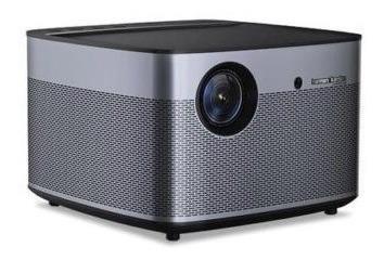 Xgimi H2 1080p 3d Dlp 4k Projector,1350 Ansi Lumens Harman/k