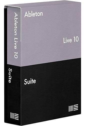 Ableton Live Suite 10 Mac Windows Full Envio Gratis Oferta