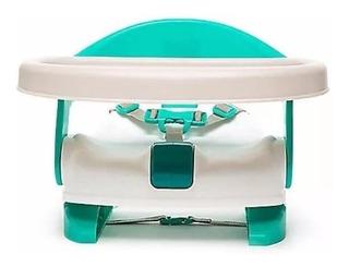 Silla De Comer Portatil Booster Plegable Para Bebes Winfun