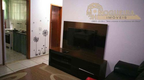 Ótimo Apartamento Cond. Flavia Fernanades Ref. 362 - 3629