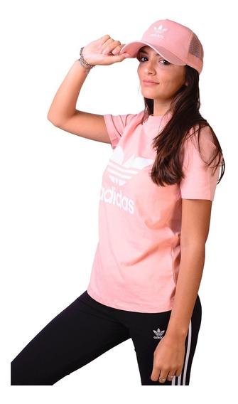 Remera adidas Originals Trefoil -dv2587