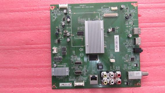Placa Principal Philips 55pfg5100/78 Com Garantia E Nf