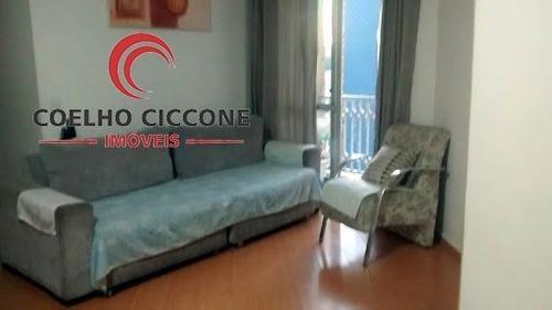 Imagem 1 de 15 de Apartamento Em Sitio Pinheirinho - Sao Paulo - V-3581