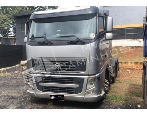 Caminhão Volvo Fh 460 - 6x2 T