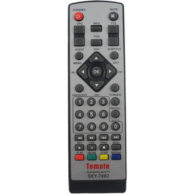 Controle Remoto Conversor Digital Tomate Mcd 888 Le-7492
