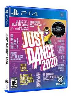 Just Dance 2020 Ps4 Nuevo Y Sellado 100% Original