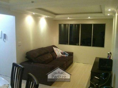 Apartamento Em Palmas Do Tremembé Zona Norte - 1433-1