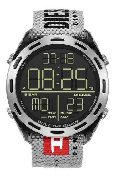 Relógio Diesel Masculino Digital Dz1894