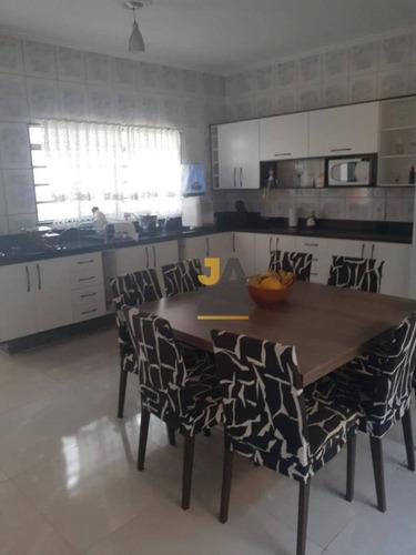 Imagem 1 de 18 de Linda Casa Com 3 Dormitórios À Venda, 180 M² Por R$ 450.000 - Parque Jatobá (nova Veneza) - Sumaré/sp - Ca13753