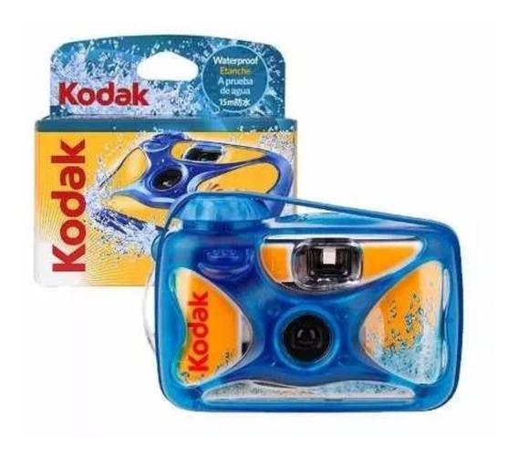 Câmera Descartável Kodak Sport Prova D