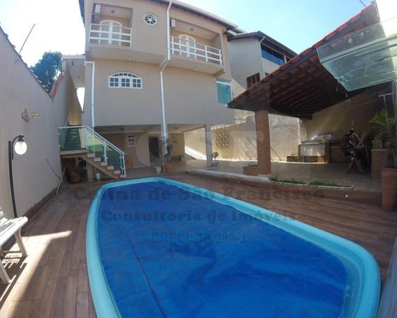Casa 400m² 3 Dormitórios City Bussocaba - Ca04417 - 34273407