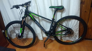 Bicicleta Mtb Venzo Stinger 29-full Alivio-talle S