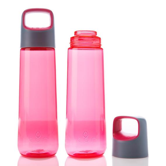 Botella Reutilizable Bpa Free 750 Ml Pura Kor Aura Tapa Rosca | Zero Waste |hidratación Sustentable