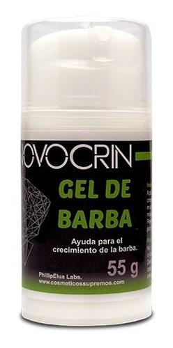 Imagen 1 de 6 de Serum Crecimiento De Barba Y Bogote Novocrin