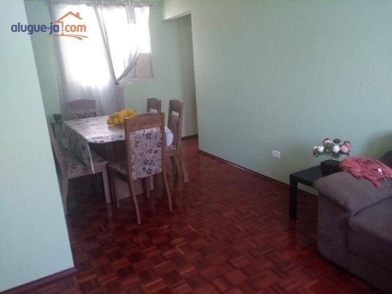 Alugo Apartamento Mobiliado No Minimo Por 12 Meses. - Ap7582