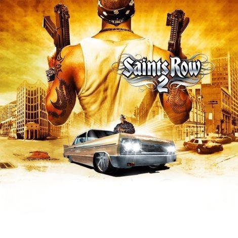 Saints Row 2 Pc Steam 100% Original Midia Digital Key