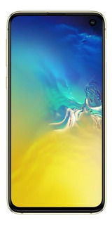 Samsung Galaxy S10e Dual SIM 128 GB Amarelo-canário 6 GB RAM