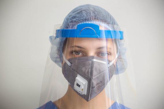 Mascara Facial Preventiva Cubrecara Protectora Calidad