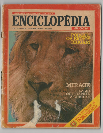 Enciclopédia Bloch - Nº 10