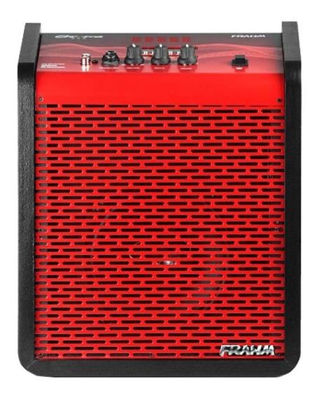 Caixa Multi-uso Chroma Battery Red 100w 6 Polegadas Frahm
