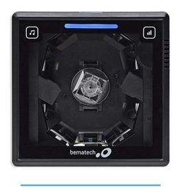 Leitor De Código De Barras Laser Bematech S-3200 Usb Fixo