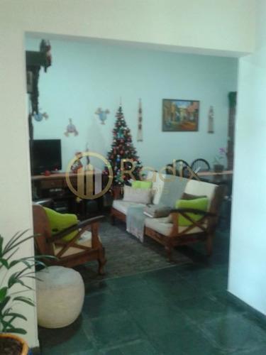 Imagem 1 de 15 de Casa Térrea, 139m²ac, Com Edicula,  03 Vagas Na Garagem - Rx6358