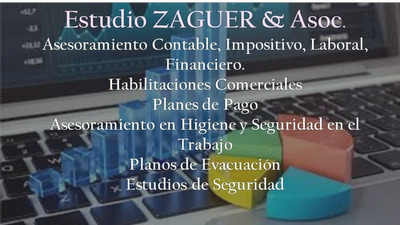 Estudio Zaguer- Contable E Higiene Y Seguridad Laboral