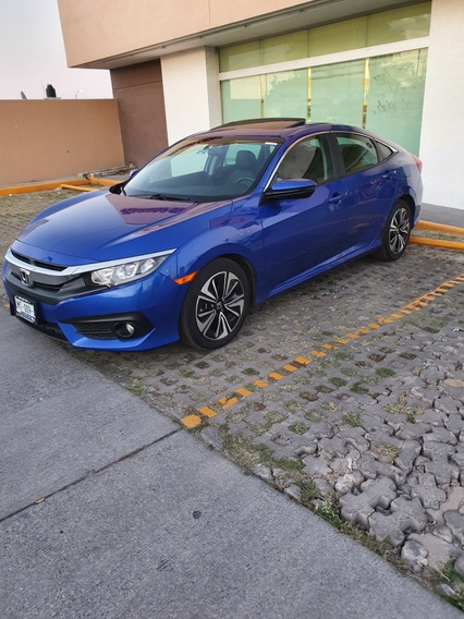 Honda Civic 1.5 Turbo Plus Cvt 2018