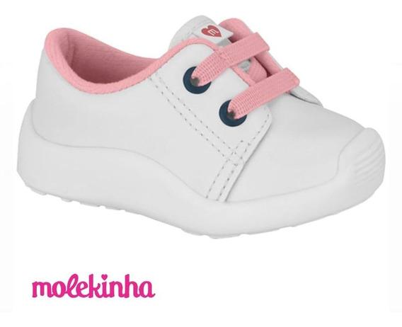Tênis Bebê Molekinha 2906.105