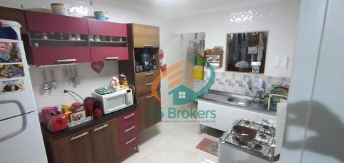 Apartamento Com 2 Dormitórios À Venda, 84 M² Por R$ 225.000,00 - Vila Maricy - Guarulhos/sp - Ap2436