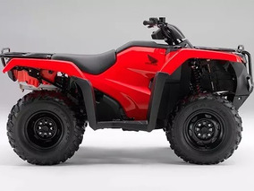 Honda Trx 420 Rancher Tm 4x2 0km 2018